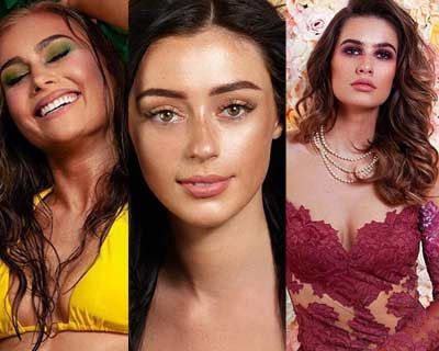 Miss Universe Ireland 2018 Top 5 Hot Picks by Angelopedia