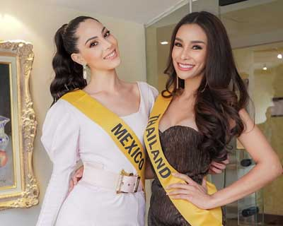 Miss Grand International 2019 Live Blog Full Results