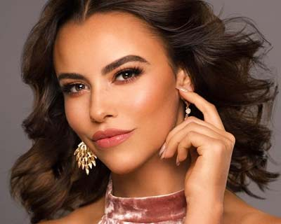 Meet Kalani Jorgensen Miss South Dakota USA 2020 for Miss USA 2020