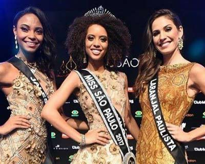 Bruna Zanardo might become the new Miss São Paulo 2017!