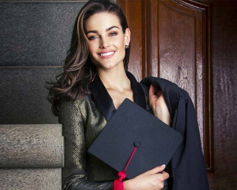 Congratulations Rolene Strauss on graduating from medical school!