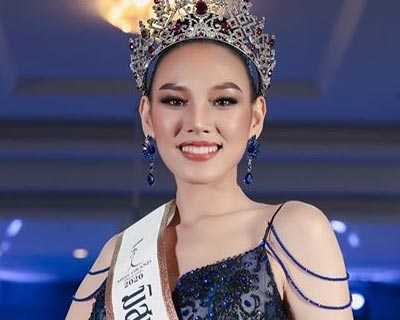 Aoyphat Suda Konya crowned Miss Grand Kalasin 2020 for Miss Grand Thailand 2020