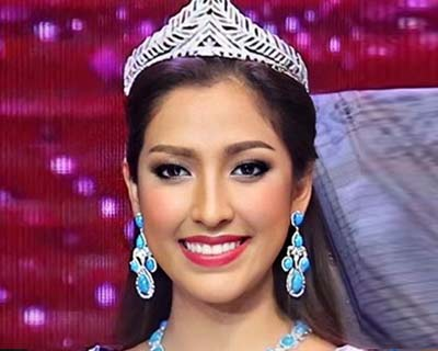 Chavika Watrsang to participate in Miss Universe Thailand 2020
