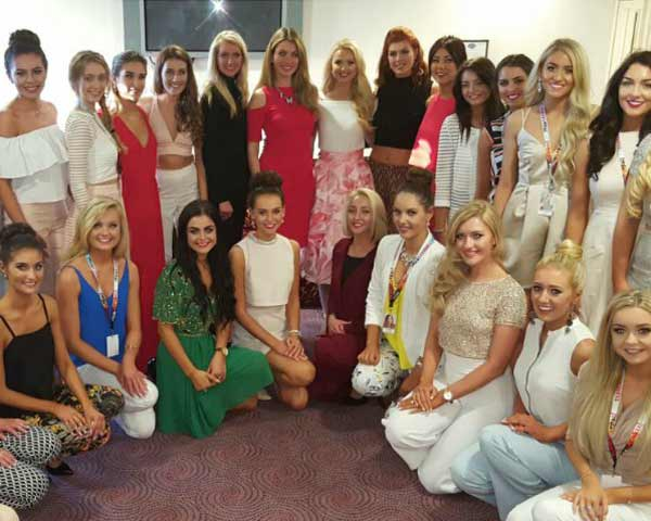 Miss World Northern Ireland 2017 marks the 30th Anniversary of the pageant