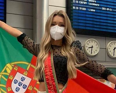 Portugal's Cristiana Silva to quarantine in Dominican Republic before heading to USA for Miss Universe 2020