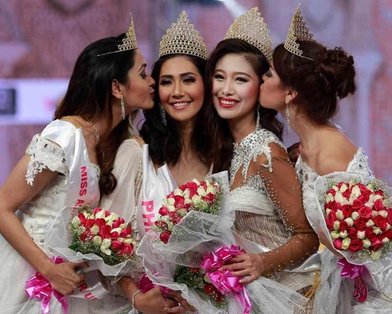 Mary Eve Adeline Torres Escoto from Philippines crowned Miss Asia Global 2017