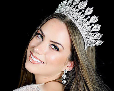 Maria Psilou appointed Miss Supranational Greece 2018