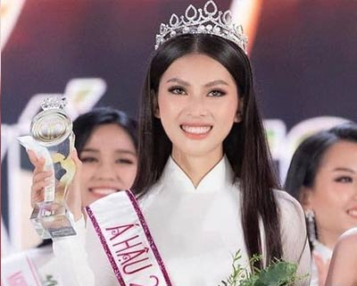 Nguyen Le Ngoc Thai crowned Miss Grand Vietnam 2020