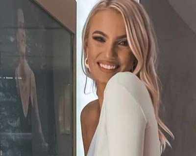 Western Australia's Amy Holland for Miss Universe Australia 2021?