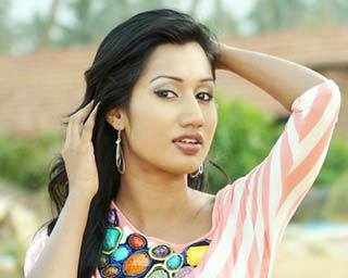 Miss Earth Sri Lanka 2014 is Imaya Liyanage