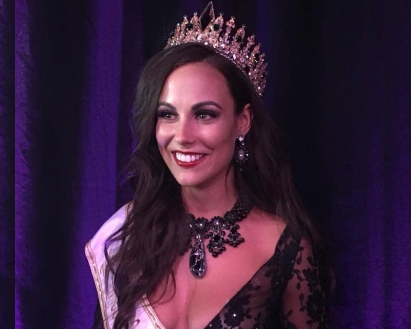 Kimberley Xhofleer crowned Miss Grand Netherlands 2018