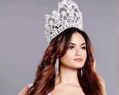 Maria Felix crowned Miss Asia Pacific Dominican Republic 2020
