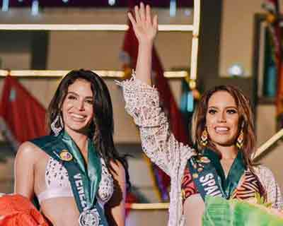 Miss Earth 2019 Resort Wear Competition Winners