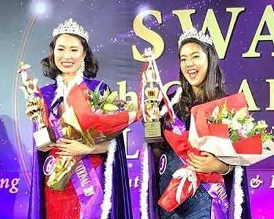 Charlotte Chia crowned Miss Singapore International 2019