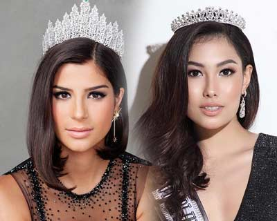 Early Favourites for Miss Universe 2019 crown