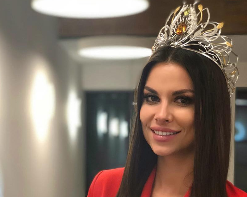 Agata Biernat appointed Miss World Poland 2018