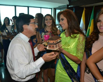 Miss Ecuador 2017 Press Presentation