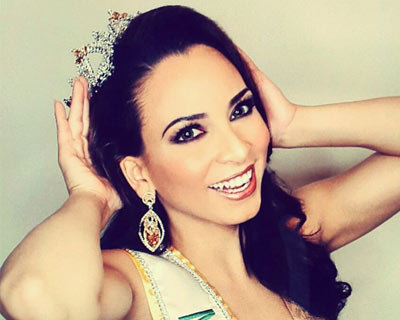 Marlene Mendoza crowned as Miss US Supranational 2017