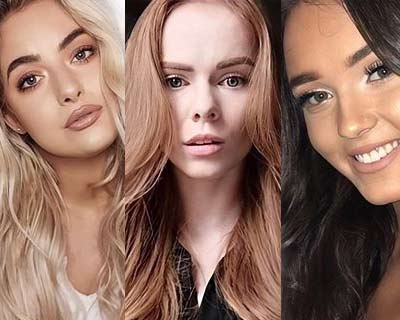 Miss Universe Ireland 2020 Meet the Finalists