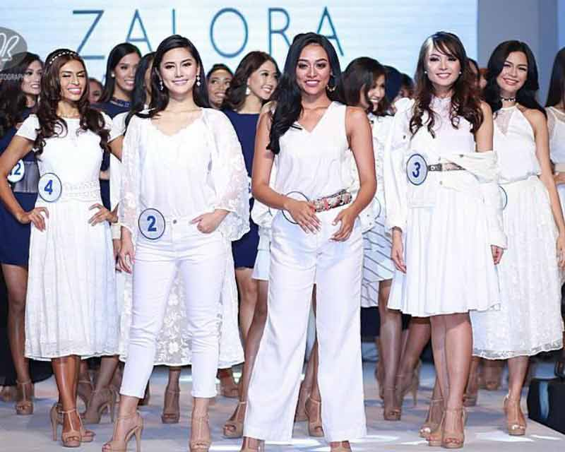Miss World Philippines 2017 finalists exhibited grace at Zalora Fashion Show