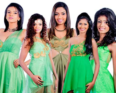 Miss Earth Sri Lanka 2016 Top 5 Hot Picks