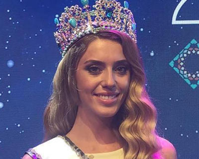 Amaia Izar crowned Miss World Spain 2018