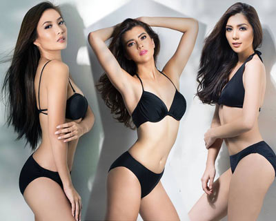 Binibining Pilipinas 2017 Swimsuit Photoshoot Released