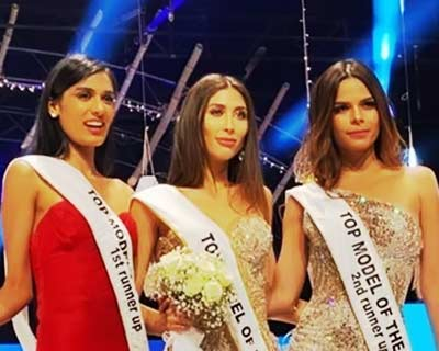 Nicole Menayo from Spain crowned Top Model of the World 2019