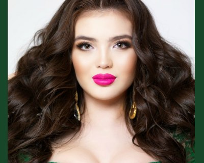 Darina Kulsitova crowned as Miss Universe Kazakhstan 2016