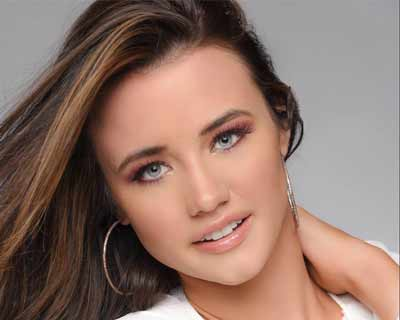 Morgan Brooke Duty Miss Virginia Teen USA 2019, contestant of Miss Teen USA 2019