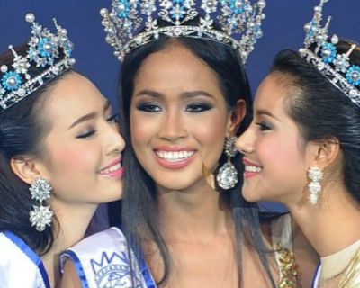 Miss Thailand World 2015 Live Stream
