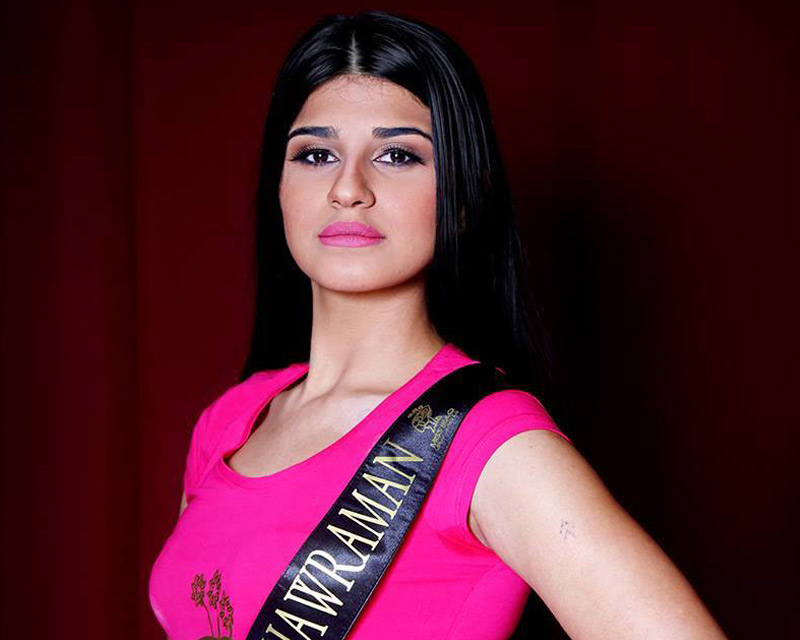 Miss Iraq 2017 Masty Hama Adel not to compete in Miss World?