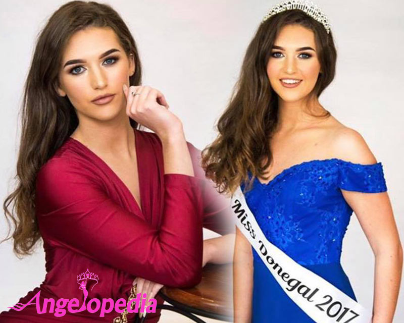 Lauren Mc Donagh, Miss Donegal, crowned Miss World Ireland 2017