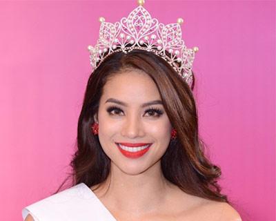 Pham Thi Huong Miss Universe Vietnam Plastic Surgery ...