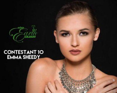 Emma Mae Sheedy crowned as Miss Earth Guam 2017