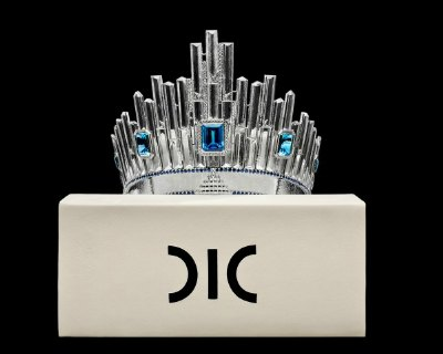 The magnificent Miss Universe crown of Pia Wurtzbach
