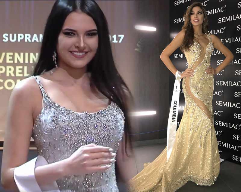Miss Supranational 2017 - Preliminary Evening Gown Competition