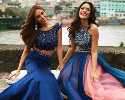 Miss Universe 2016 girls had a photoshoot at Fort Santiago