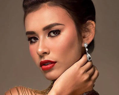 Miss Universe calling for Achintya Holte Nilsen?