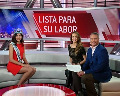 Stephanie del Valle gets candid on Telemundo interview