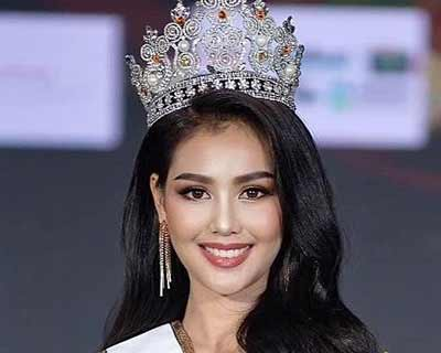 Supunnikar Jumrernchai crowned Miss Grand Udonthani 2020 for Miss Grand Thailand 2020
