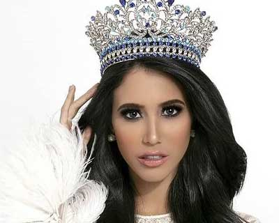 All about Miss World Panama 2020 Krysthelle Barretto