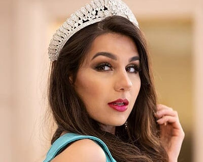 Meet Sonia Mansour Miss Supranational France 2018