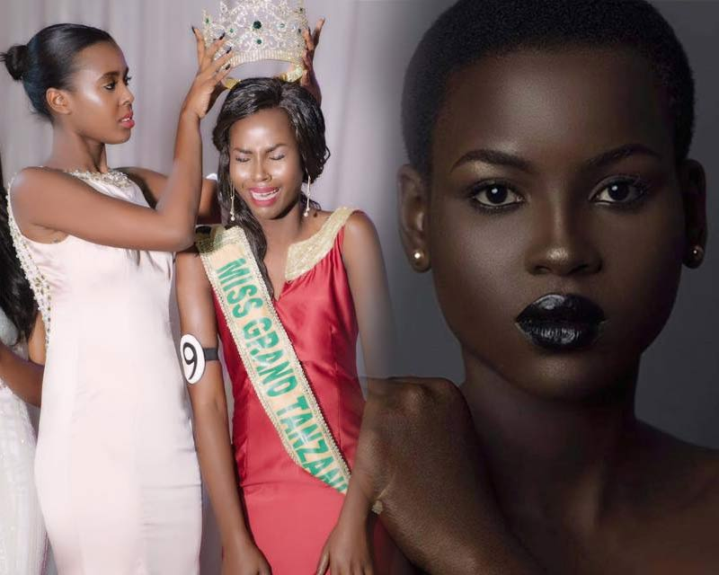 Batuli Mohamed crowned as Miss Grand Tanzania 2017