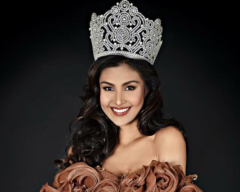 Our Top 10 Picks from Reina Hispanoamericana 2017 Teresita Ssen Marquez's Instagram of 2017