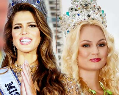 First crowned European queens at Big 4 major beauty pageants in the decade (2011 – 2020)