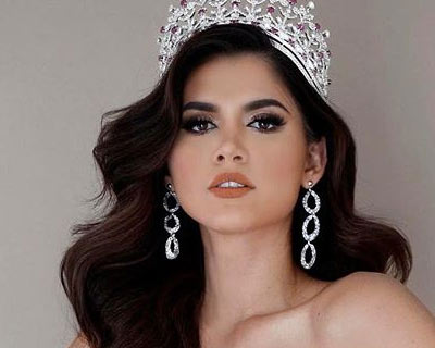 Meet Miriam Carballo Gallardo Mexicana Universal Veracruz 2018 for Mexicana Universal 2019