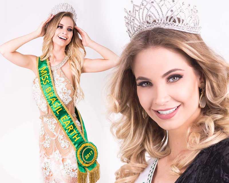 Bruna Vizintin controversial dethronement of Miss Brazil Earth 2017