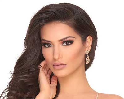 Florinda Kajtazi crowned Miss New York USA 2019 for Miss USA 2019