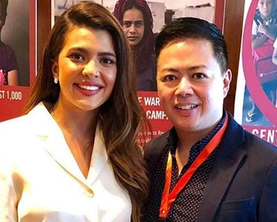 Katarina Rodriguez becomes the first Filipina Ambassador of Save the Children Foundation